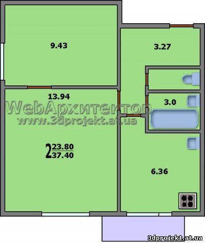 замороженных планировки в доме серии и-18 места лень